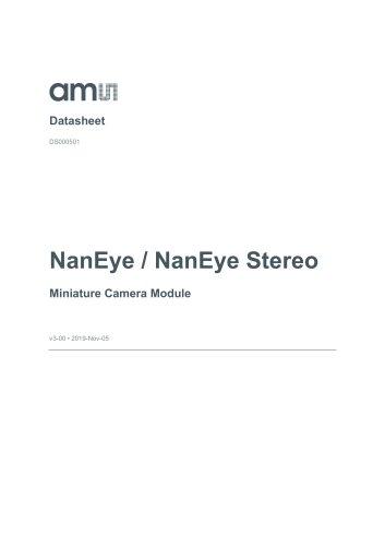 NanEye / NanEye Stereo