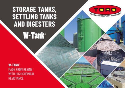 Storage & Settlings Tanks W-Tank®