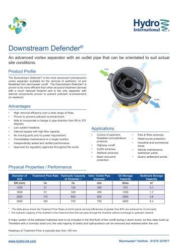 Downstream Defender