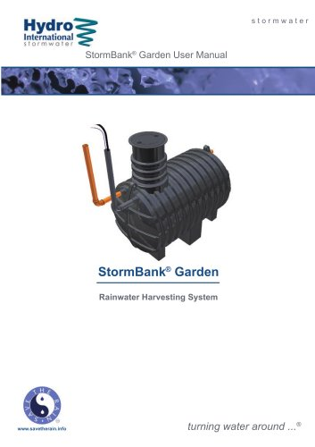 StormBank Garden