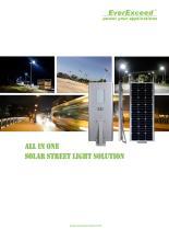 LED street light EVAL series