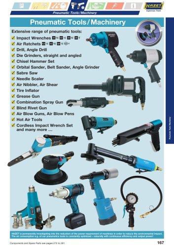 Pneumatic Tools / Machinery??