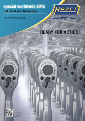 special worldwide 2015 - Industrial and Automotive
