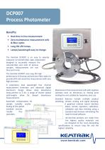 DCP007 Process Photometer