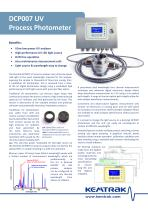DCP007 UV Process Photometer