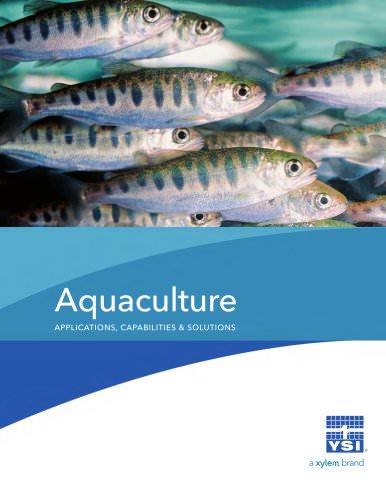 Aquaculture Applications, Capabilities & Solutions