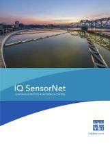 IQ SensorNet CONTINUOUS PROCESS MONITORING & CONTROL