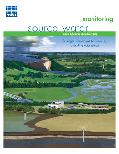Source Water Monitoring Case Studies & Solutions