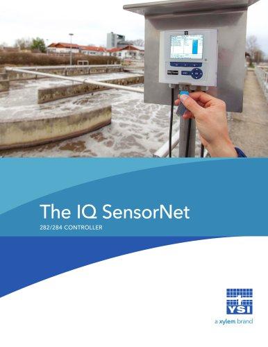 YSI IQ SensorNet 282/284 Controller Catalog