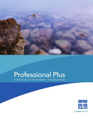 YSI Professional Plus