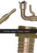 Coupling - Irrigation