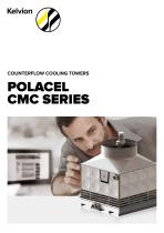Polacel CMC Counterflow Cooling Towers