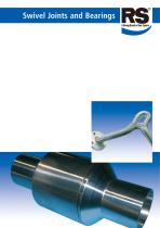Swivel Joints and Bearings