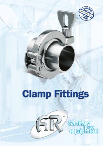 Clamp Fittings 2016