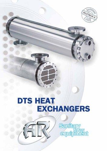 DTS heat exchanger (HEX-16)
