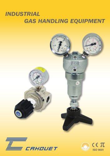 INDUSTRIAL GAS HANDLING EQUIPMENT