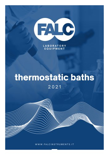 THERMOSTATIC BATHS