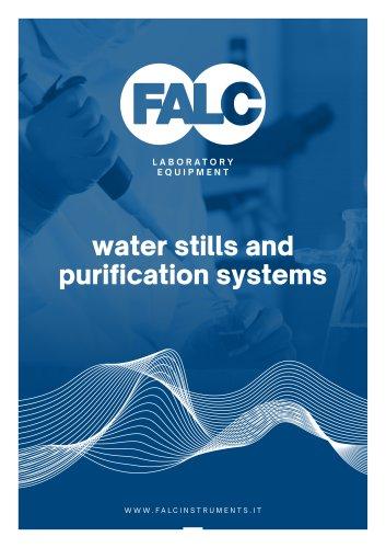 Unità di purificazione di acqua ultrapura
