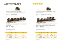 Laboratory heaters and classic apparatus - 3
