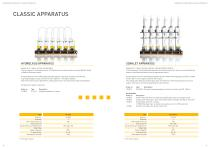 Laboratory heaters and classic apparatus - 5