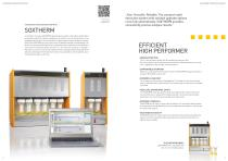 SOXTHERM - Extraction fully automatic - 2