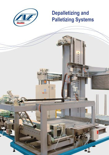 Depalletizing and palletizing Systems