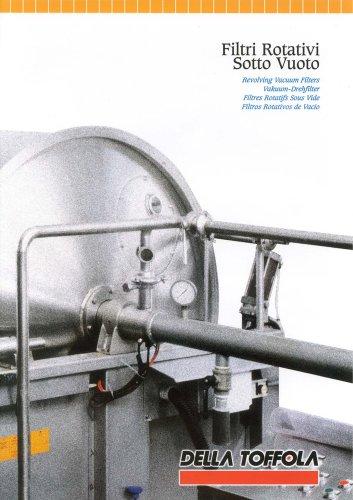 Revolving Vacuum Filters