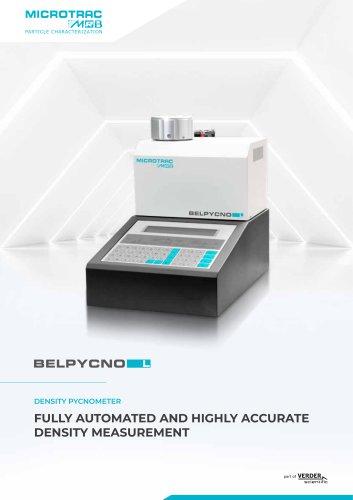 Density Pycnometer BELPYCNO L
