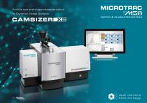Particle Size & Shape Analyzer CAMSIZER X2