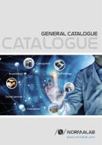 Petroleum test instruments catalog Normalab
