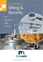 EQUIPMENT Sifting & Security