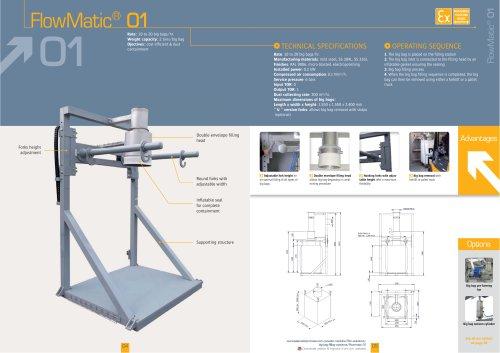FlowMatic® 01