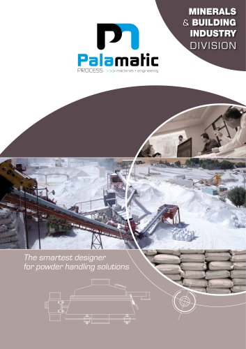Palamatic Process   Mineral & Building Industries Division