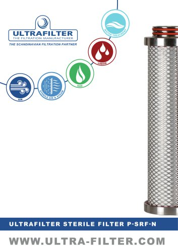 ULTRAFILTER COMPACT ADSORPTION DRYER