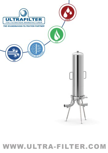 Ultrafilter Compressed Air Catalogue 2019
