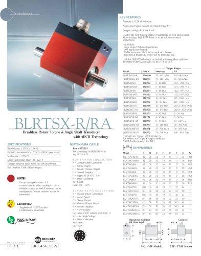 BLRTSX-R/RA