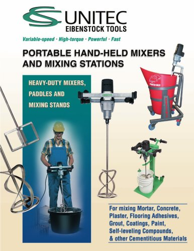 Complete Mixers Catalog