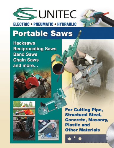 Complete Portable Saws Catalog