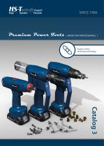 HS-Technik product catalog