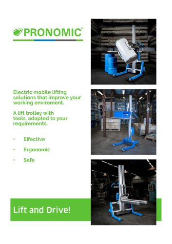 Lift&DriveFamily