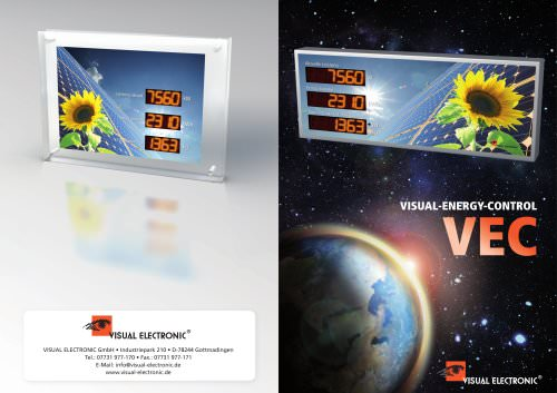 Visual Energy Control
