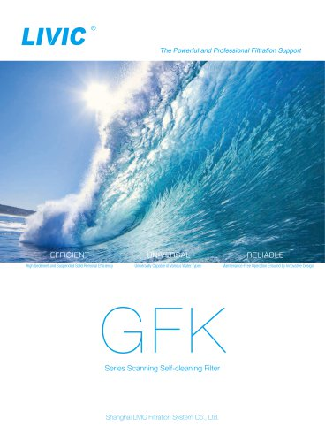 Automatic_Sefl-cleaning Filter_LIVIC_GFK catalog_PDF