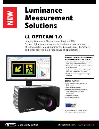 GL Opticam 1.0