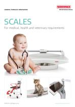 Catalog of Medical Scales