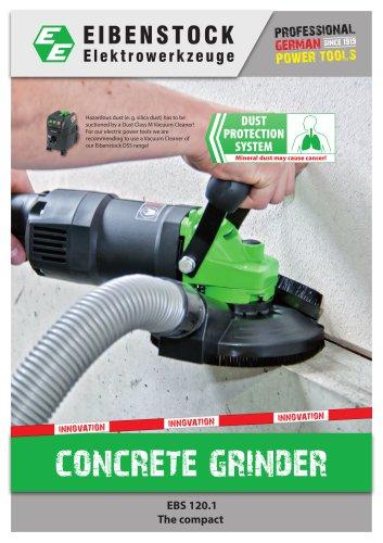 Concrete grinder EBS 120.1