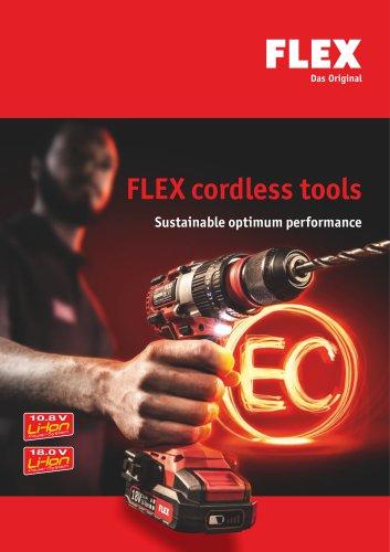 FLEX cordless tools