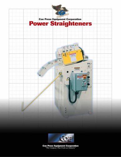 Power Straighteners