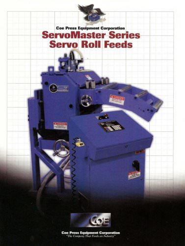 ServoMaster series - Servo roll Feeds