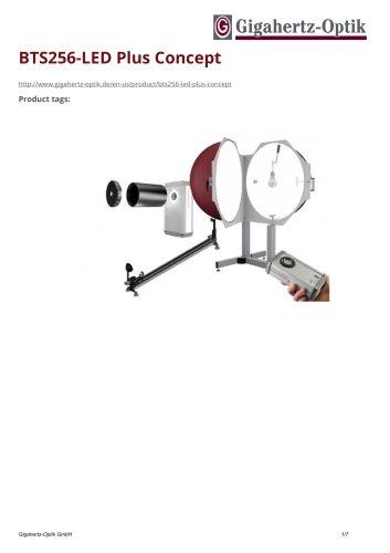 BTS256-LED Plus Concept