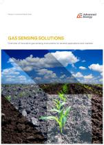 Gas Sensing Overview